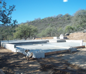 Custom Residential Foundation