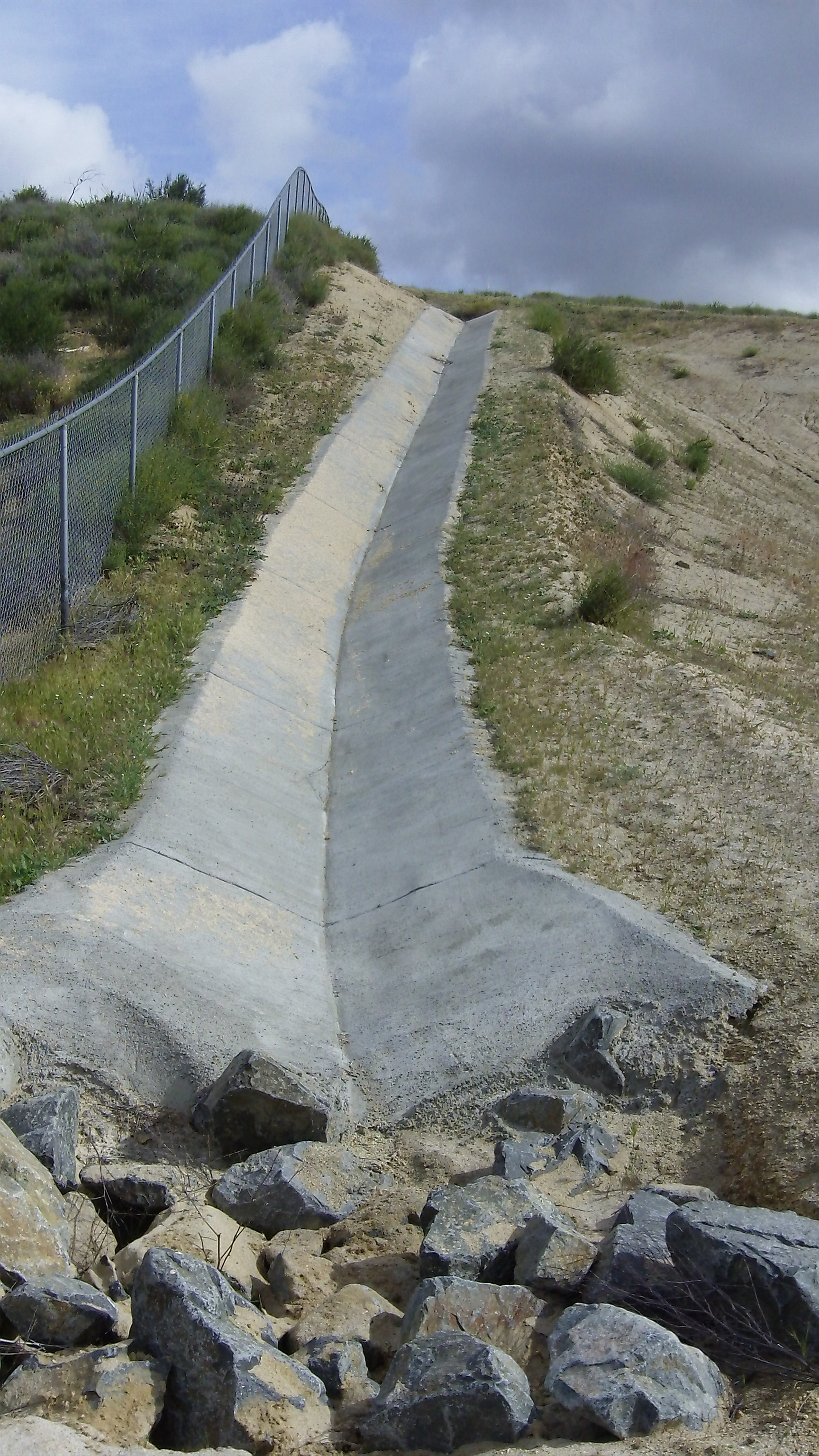 Precision Set-Up has successfully completed hundreds of v-ditch projects in the Riverside and San Diego areas